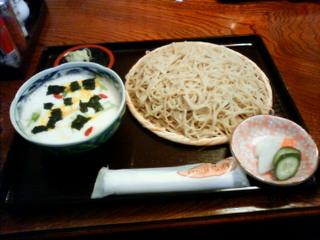 十和田市で蕎麦