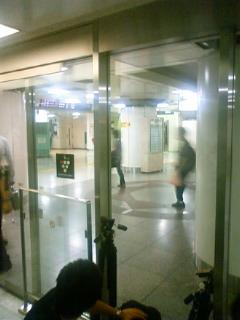 東京駅なう