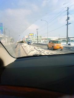 八戸の除雪は